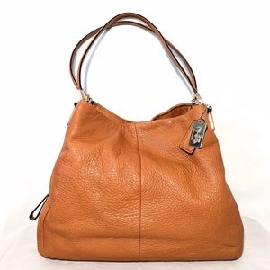 COACH 26224 Madison Leather Small Phoebe Bag